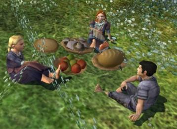 lotro_hobbits_picnic