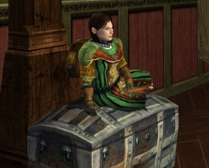 Lotro: Buy your housing chests before Helm's Deep arrives!
