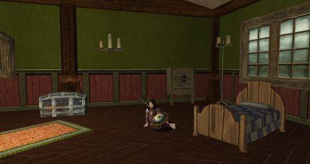LotRO Elven Housing