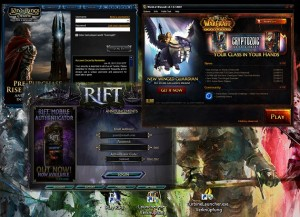 Rift vs. LotRO vs. World of Warcraft – a closer look at all three MMOs (all entries in one)