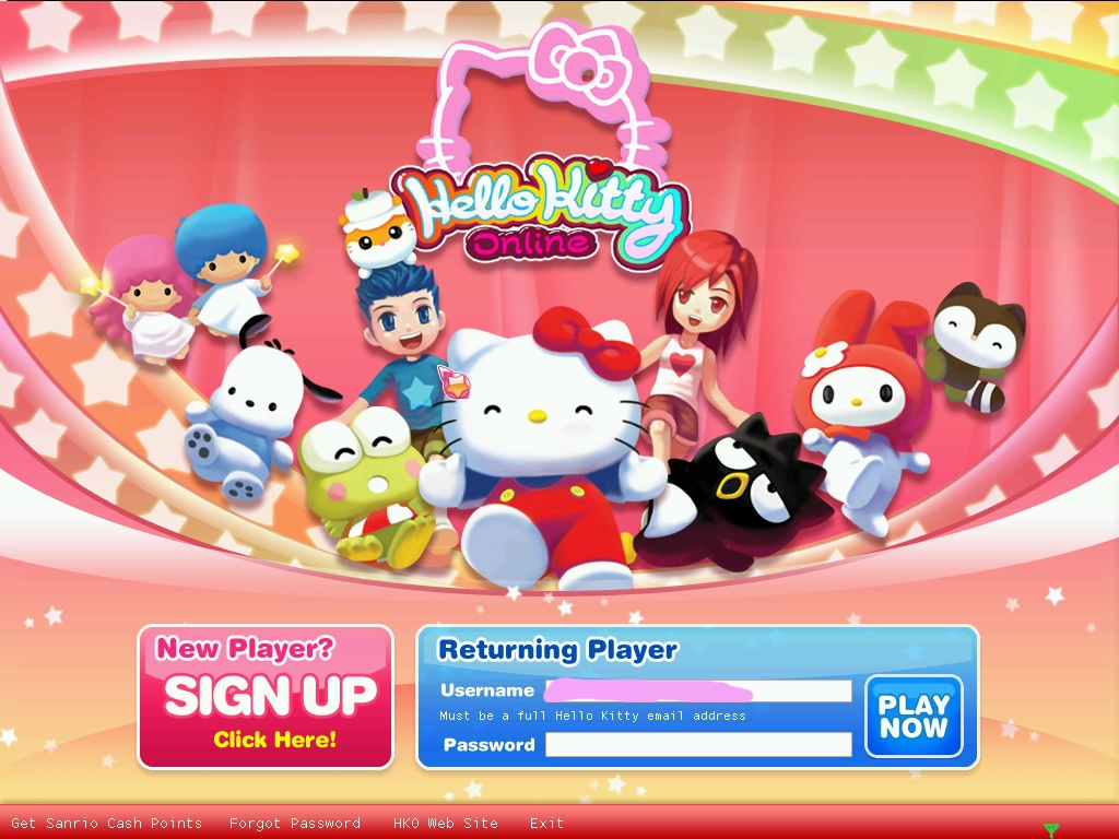 Uncategorized Hello Kitty Online first impressions hello kitty online nerdy bookahs here