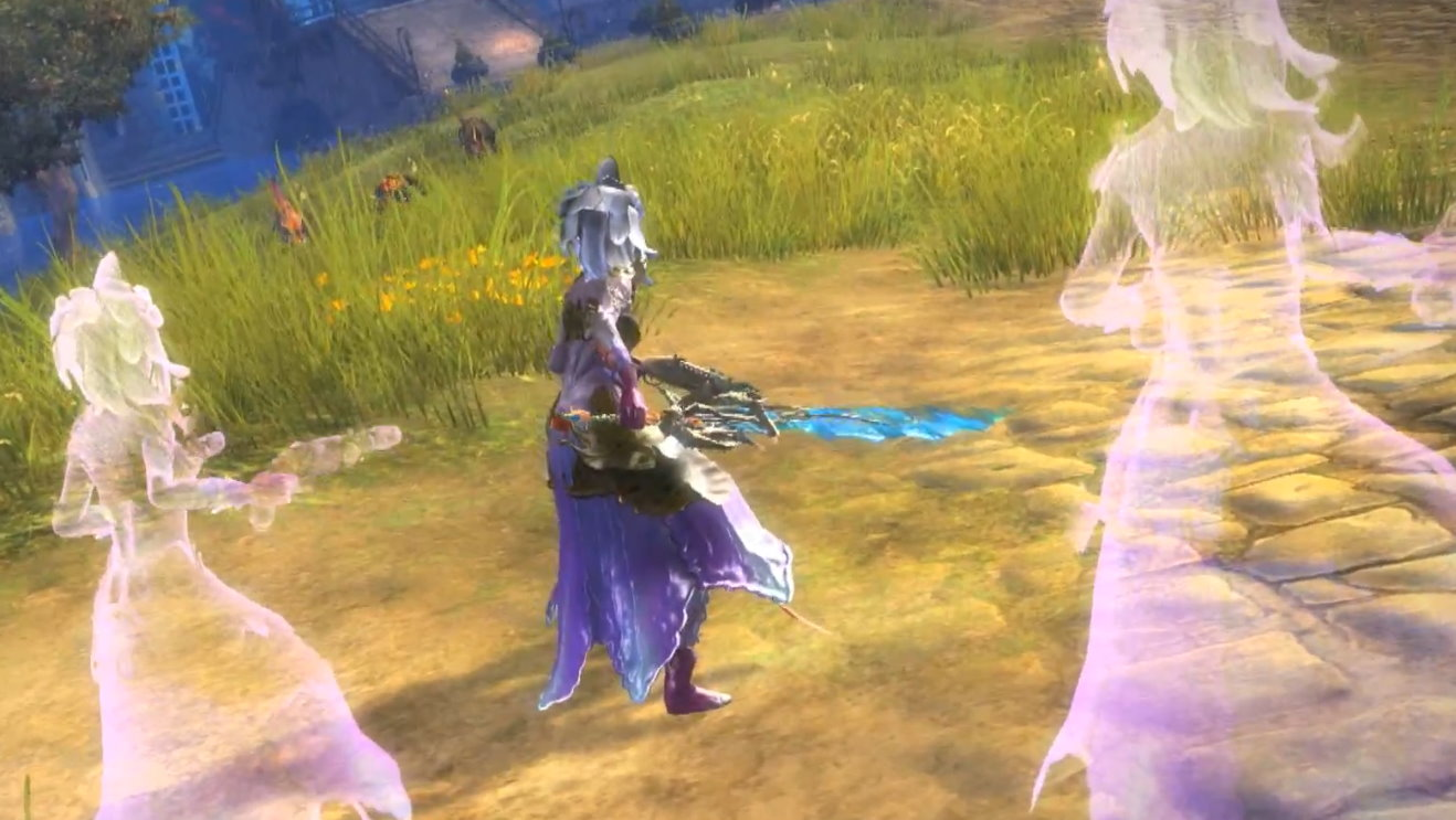 Gw2 mesmer pvp clone build