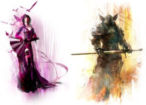 Choosing between the mesmer and the warrior: Which one wins?