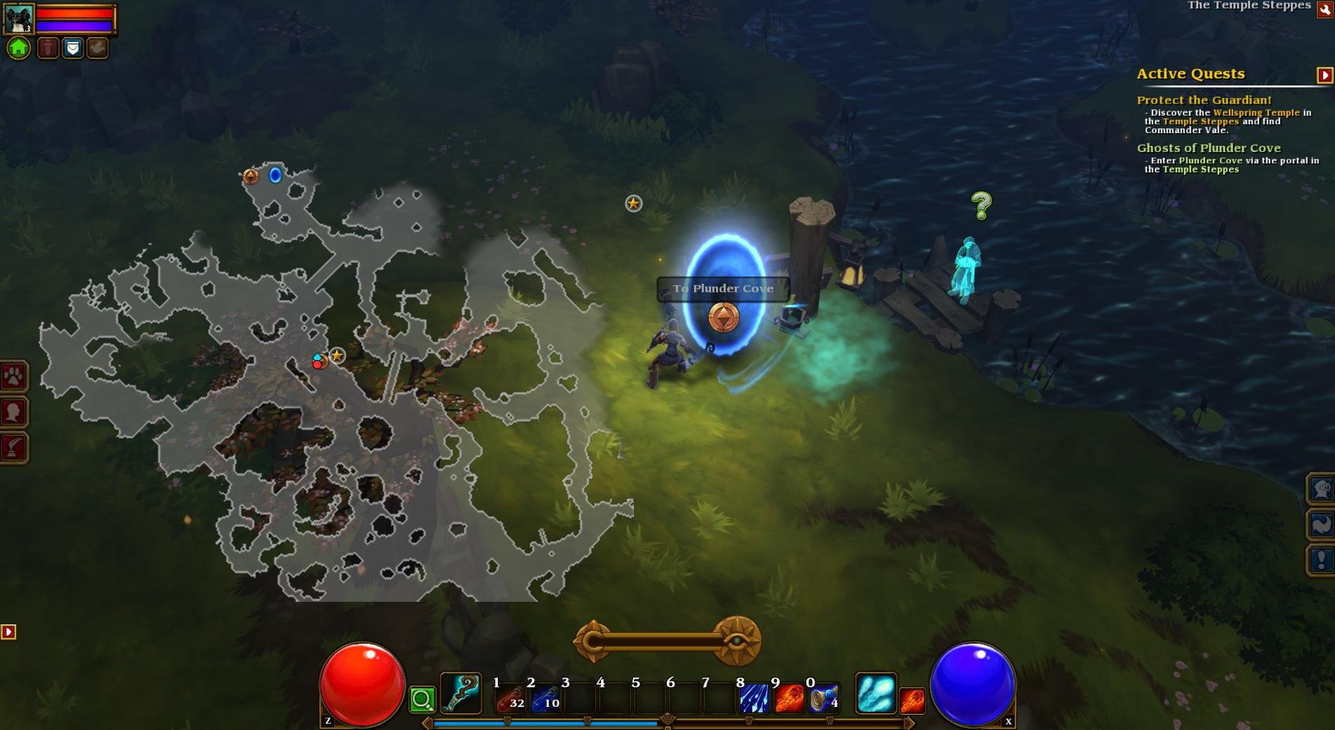Torchlight 2 character toon has ghost ears naked photos