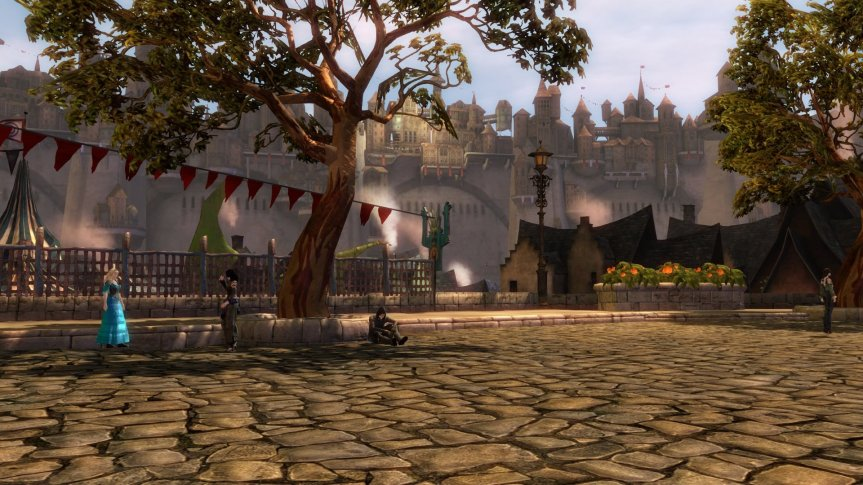 Guild Wars 2: Divinity's Reach Screenshot Gallery