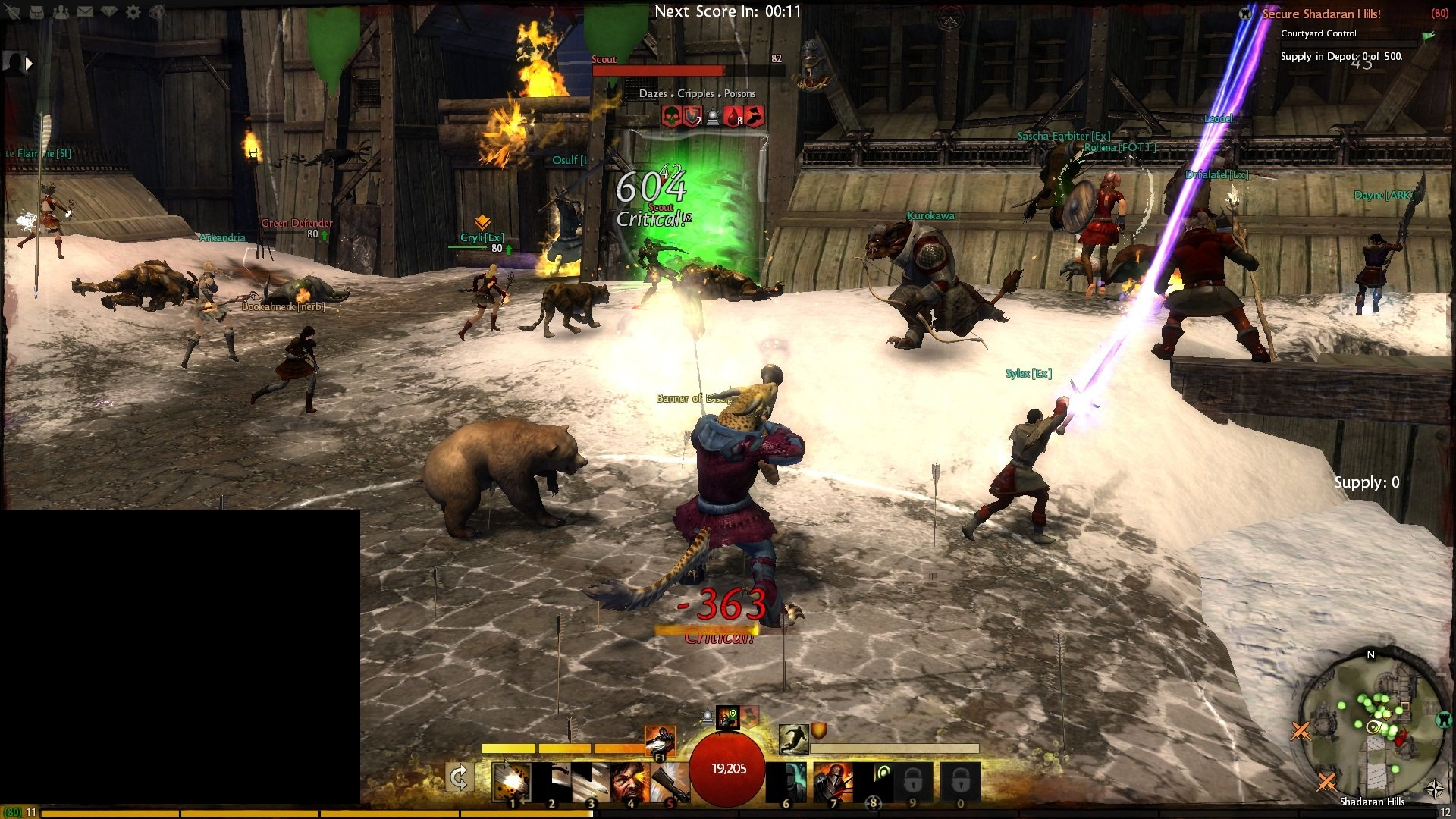 gw2 matchmaking pvp Guild wars 2 puts more into making pvp better in season 5 and starts their  wars 2 pvp get better with season 5  to facilitate better matchmaking,.
