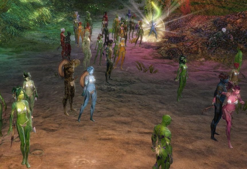 Which one piece of advice would you give a Guild Wars 2newbie?
