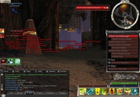 Guild Wars EotN Depths of Tyria