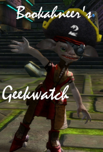 Guild Wars 2 Bookahneer's Geekwatch