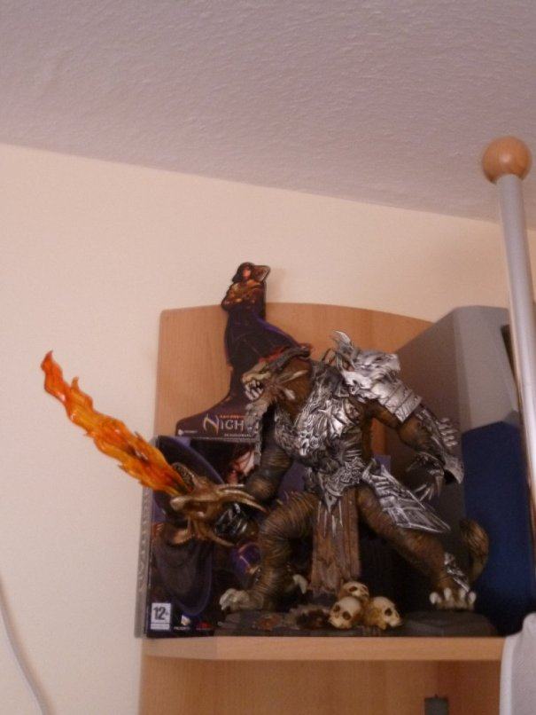 My Rytlock figurine