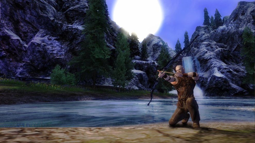 Darkfall Unholy Wars screenshot
