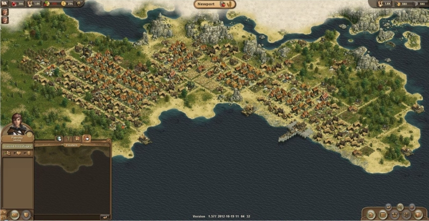 First Impressions: Anno Online