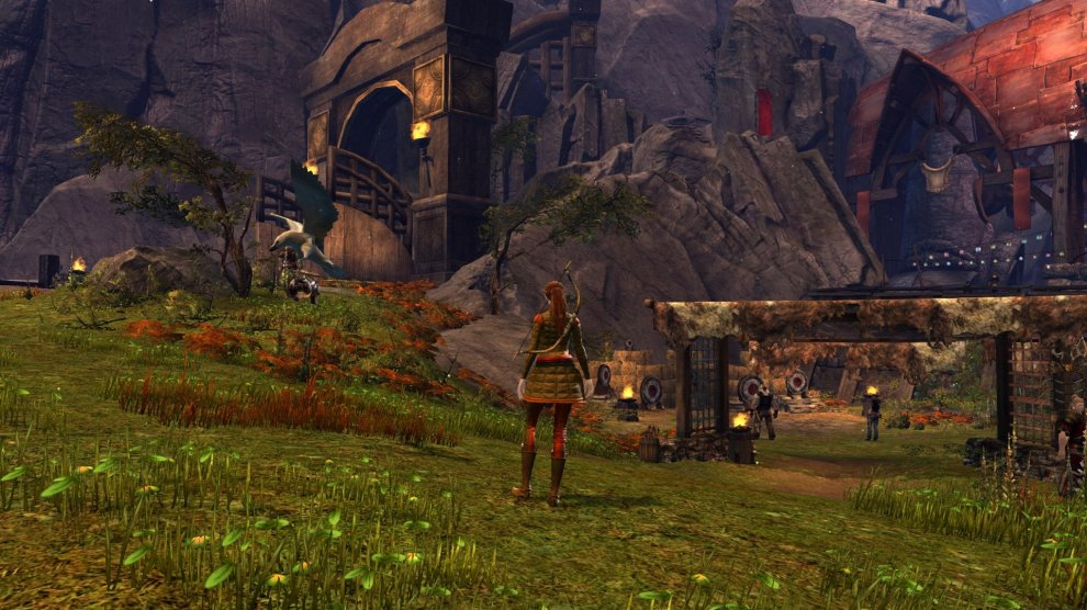 GW2 Hall of Monuments White Raven