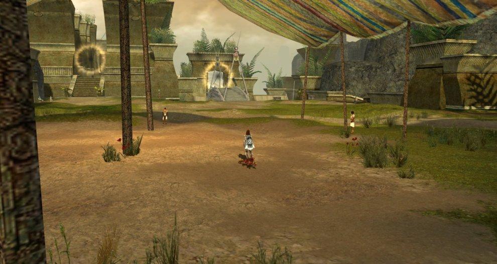 Guild Wars Kamadan