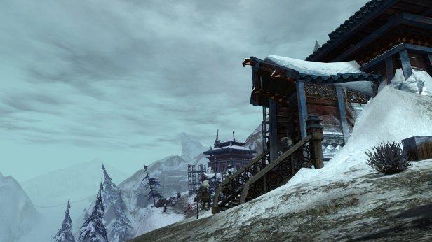 Guild Wars 2 Snowden Drifts