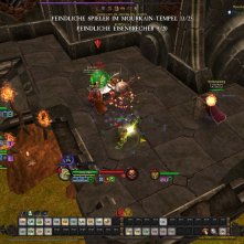 Mourkain temple, one of my favourite scenarios (instanced PvP match)