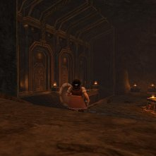 In the dwarven starter area. I love the scale.
