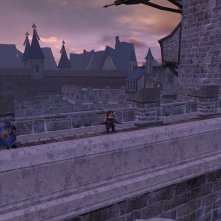 On the roofs of Altdorf