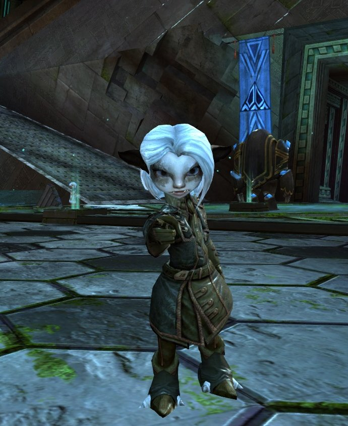 Guild Wars 1 Nostalgia: Costume Maker – Nerdy Bookahs