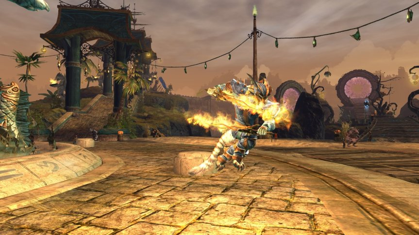 "I am the ""eternal soldier"" kind of Guild Wars 2player"