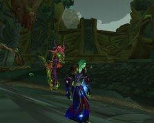 WoW Paeroka Undead warlock