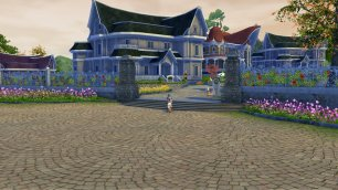 Aion housing neighborhood