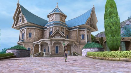 Aion housing palaces