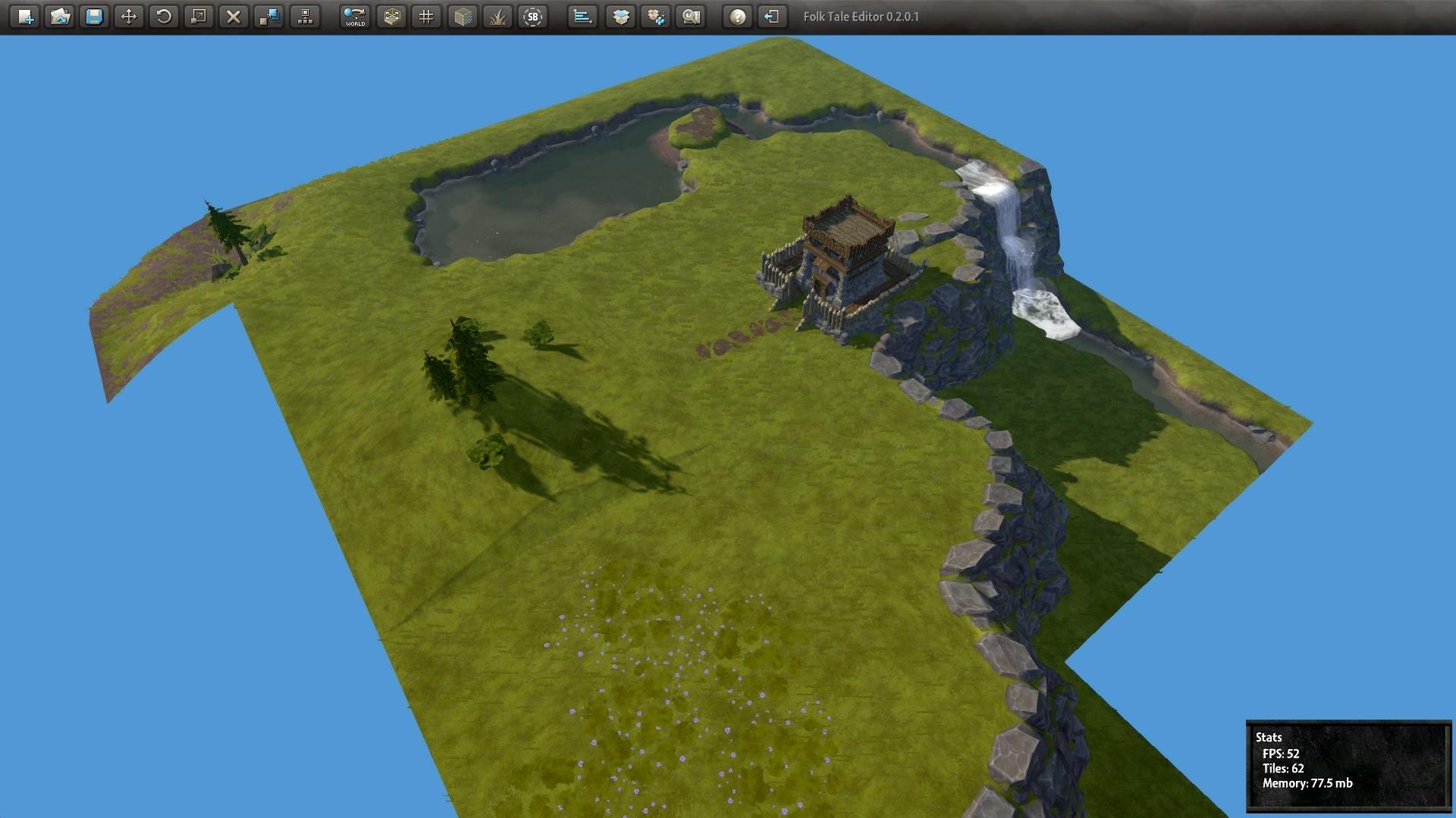 Folk Tale Location Editor Preview