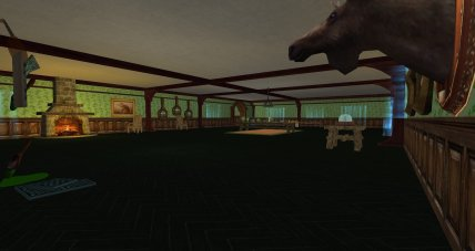 lotro hobbit deluxe house main room 2