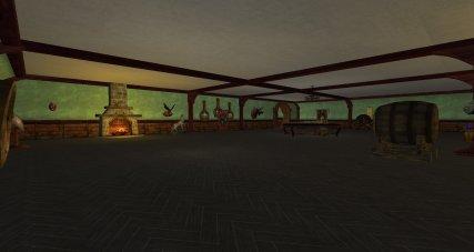 lotro hobbit deluxe house main room 3