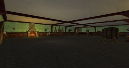 lotro hobbit deluxe house main room 3