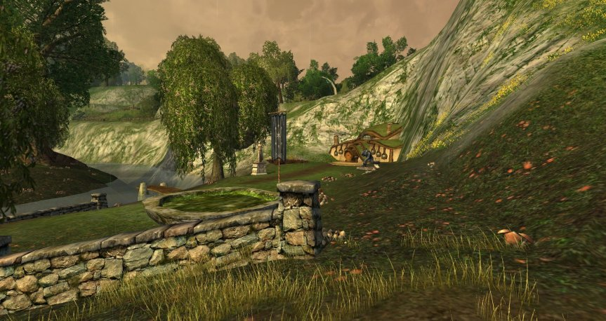 Housing in MMOs: Lord of the RingsOnline