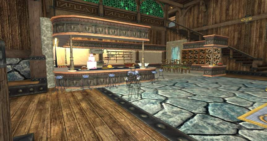 Housing in MMOs: Everquest 2