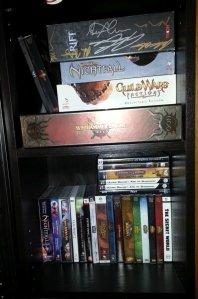 MMO shelf