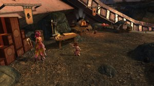 GW2 Lion's Arch rebuilt crafting stations