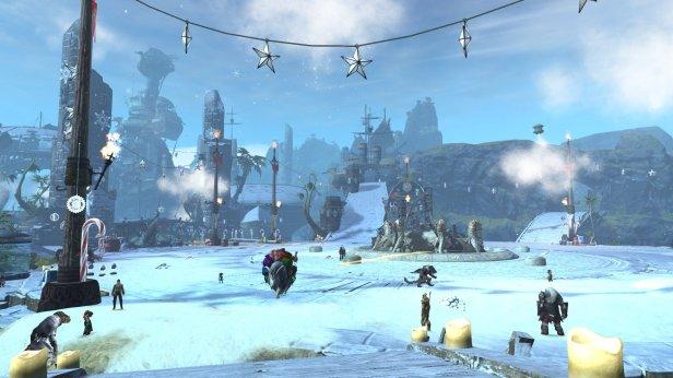 GW2 Wintersday 2012