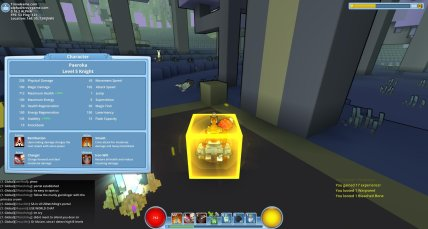 Trove Alpha Screenshot