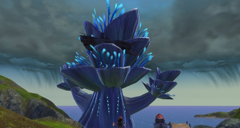 Rift_Nightmare Tide Massive Petaled Coral