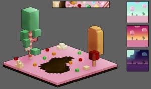 Trove Candy Biome