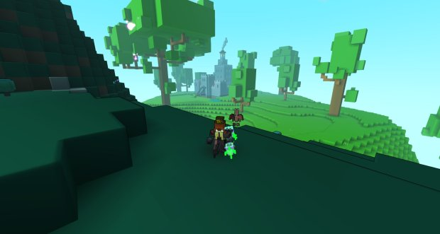 Trove_club world castle