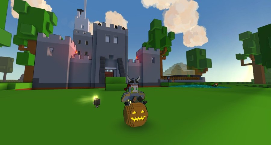 Trove Club World castle