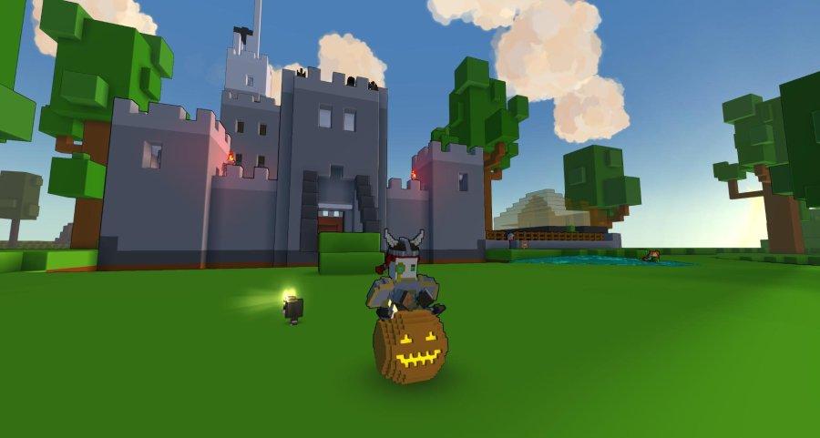 Trove Club World castle