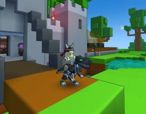 Trove_Robo raptor mount 1