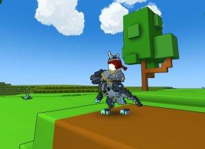 Trove_Robo raptor mount 2