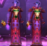 WOW_Female draenei
