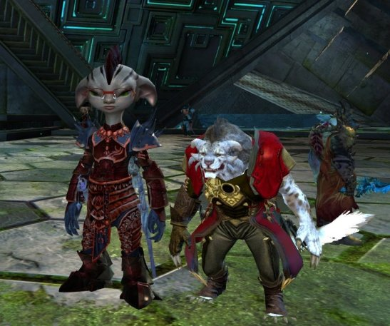 GW2_Paerjja and Tybalt