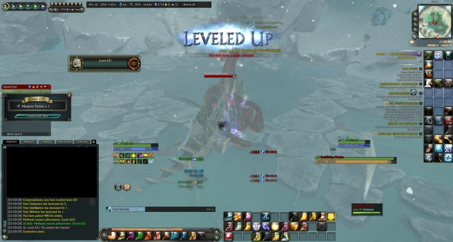 Level 65 with Meffanda