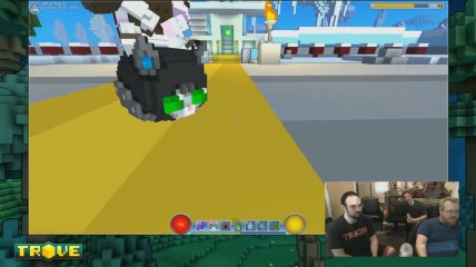 Trove Gadget Cat mount