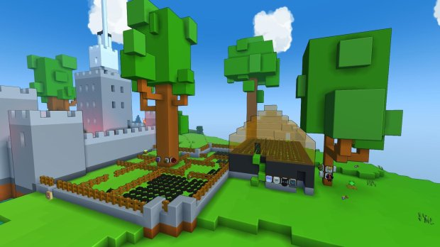 Trove_Garden in Club World