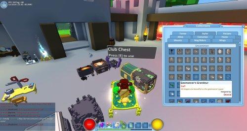 Trove_UI_item skins